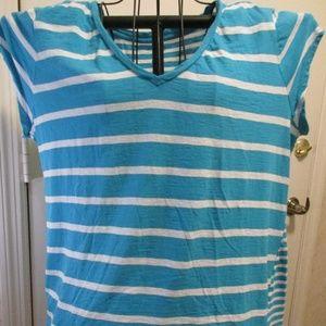 Crown & Ivy Lightweight Summer Shirt XL